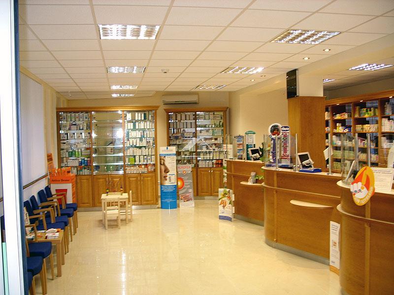 Gyógyszertár és orvosi rendelő
