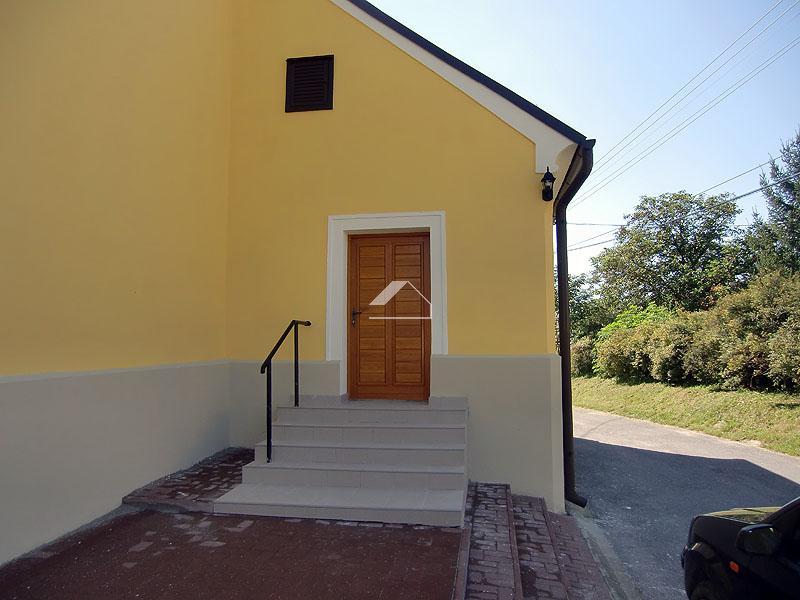 Templom felújítás Pázmándfalu